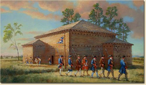 Fort Dobbs, North Carolina