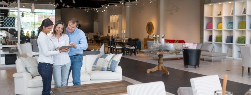 Furniture Stores And Internet Of Things The Top Three Trends