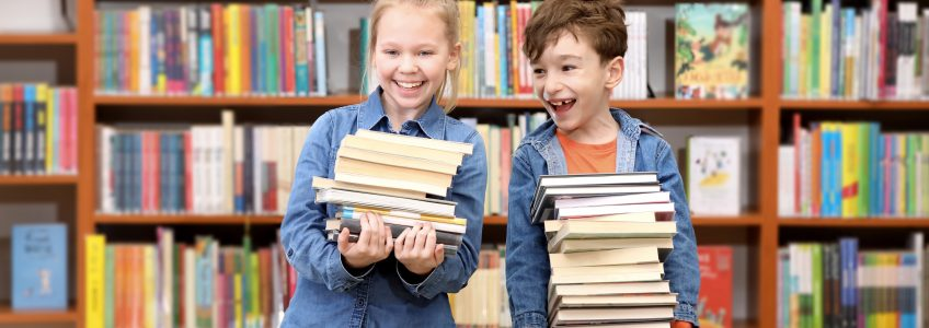 A refresher course: 6 reasons why libraries are amazing (plus 1 way to keep them funded)